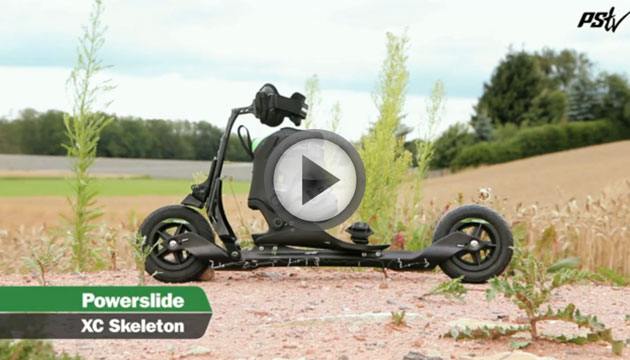 Video Powerslide XC Skeleton