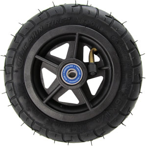 Complete Wheel CST Pro Air Tire for Powerslide Nordic Skates