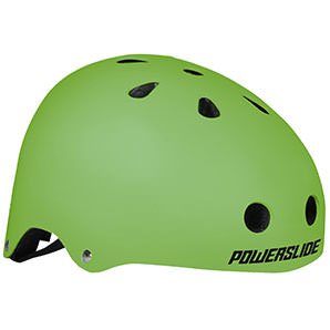 Nordic Skating Helmet Allround Green by Powerslide