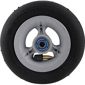 Complete Wheel Roadwarrior 125mm for Powerslide SUV Skates