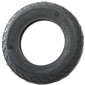 Tire BLACKARMADA (without tube) for Skike, Powerslide Nordic and SRB