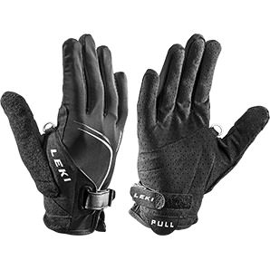 LEKI Glove Nordic Lite Shark Long